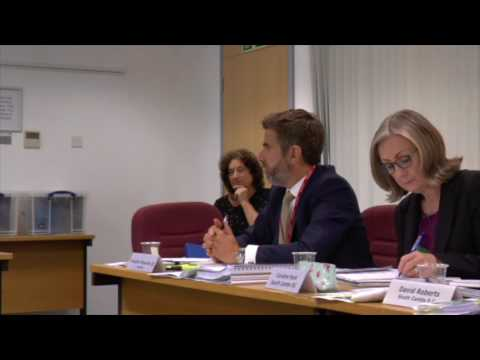 Cambridge & South Cambs Local Plan hearing - remaining sites Pt1. 05 July 2017.