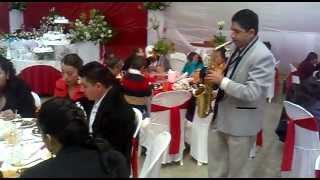 Show de Sax Grupo Zafiro Musical Coscomatepec
