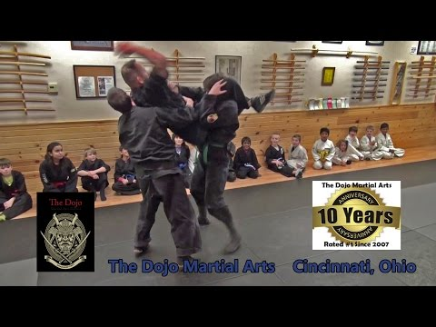 The Dojo Martial Arts School Cincinnati, Ohio Self-Defense