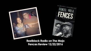 Fences Review on Reelblack Radio