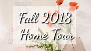 Fall 2018 Home Tour