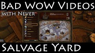 Garrison Salvage Yard Video