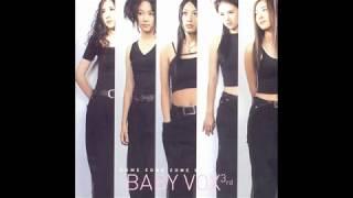 Baby V.O.X 3집 COME COME COME BABY - Track 13 - ☞