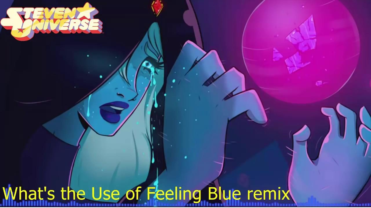 Steven Universo Remix Diamante Azul