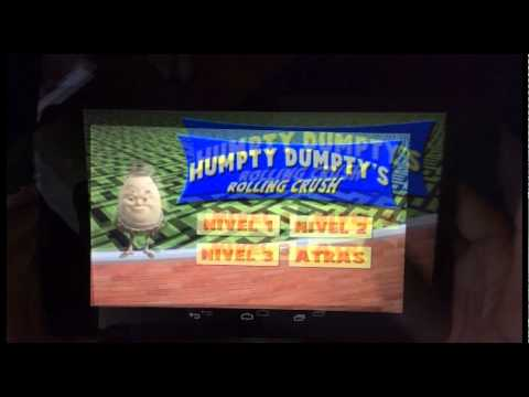Demo Humpty Dumpty's Rolling Crush