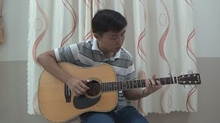 (Lee Seung Chul) My Love - Fingerstyle Guitar Cover by Tran Quoc Huy