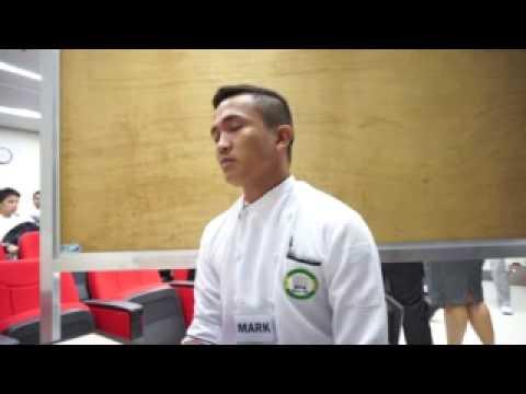 Interview   Garcia, Mark Darwin