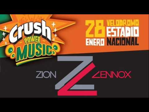Zion & Lennox - Crush Power Music 2017 [AUDIO COMPLETO + ENTREVISTA]