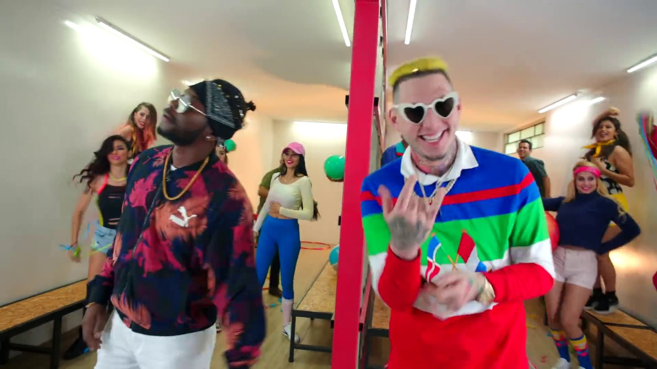 Tayl G X Lary Over - Tirate Un Paso (Remix) [Official Video] #1
