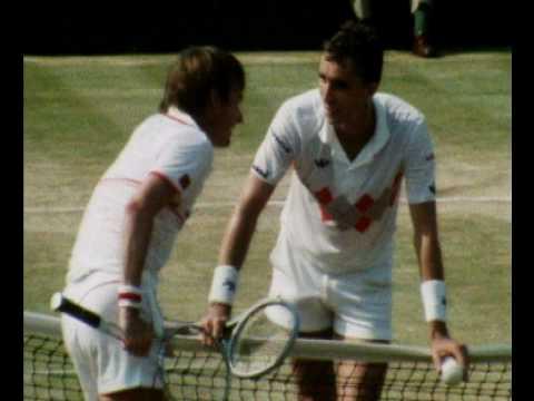 Rupert Degas - Ivan Lendl/Jimmy Connors (ESPN)