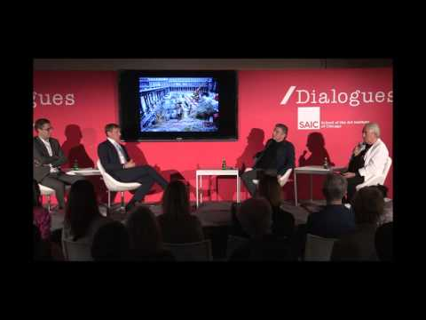 EXPO CHICAGO 2015 /Dialogues — Leaving the Canvas: Abstract Art and Architecture
