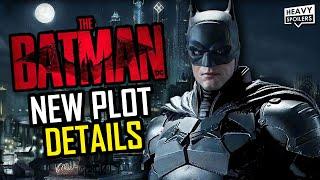 THE BATMAN New Plot Details, Michael Keaton's Returns Suit In The Flash Easter Eggs, Batgirl & Leaks