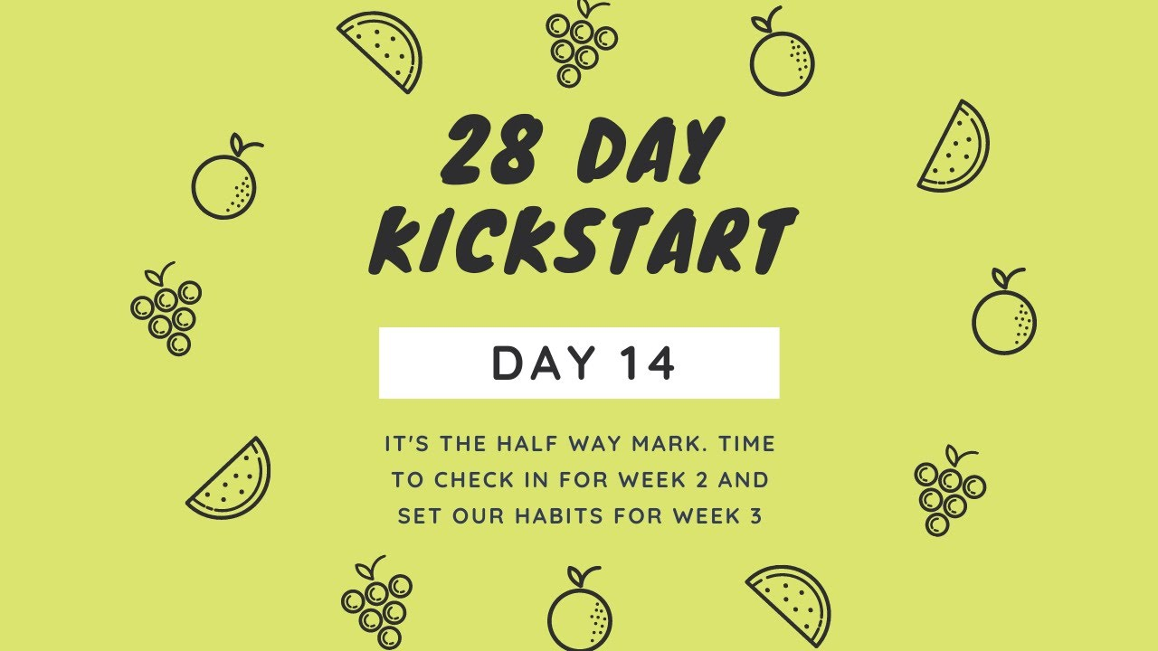 Day 14 - Habits 3