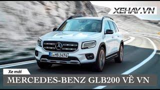 Việt Nam sắp có Mercedes-Benz GLB nhập khẩu giá dự kiến 2,05 tỷ |XEHAY.VN|