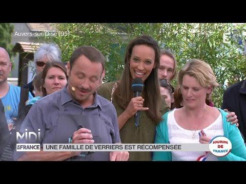 MADE IN FRANCE : Dans le Val d'Oise, le verre affiche ses couleurs