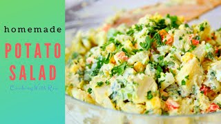 TASTY POTATO SALAD | POTLUCK | BBQ | PARTY!