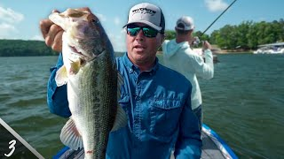 UNLOCKING Pickwick Lake - Ledge Fishing 101 - SMC TV Ep.3