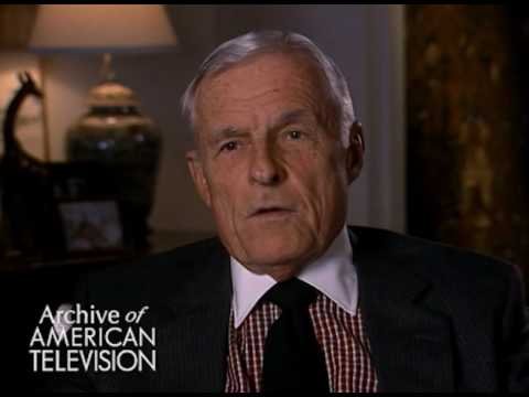 Grant Tinker on casting Mary Tyler Moore - EMMYTVLEGENDS.ORG