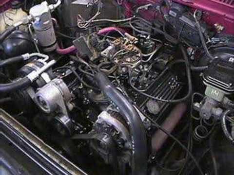 Chevy 3 4l Engine Diagram Gmc Sonoma S 10 V 8 Swap Youtube