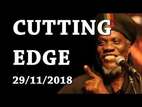 MUTABARUKA CUTTING EDGE 29/11/2018