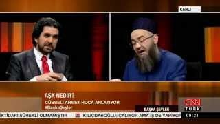 Cübbeli Ahmet Hoca ile CNN Türk Başka Şeyler Programı 21 Aralık 2014