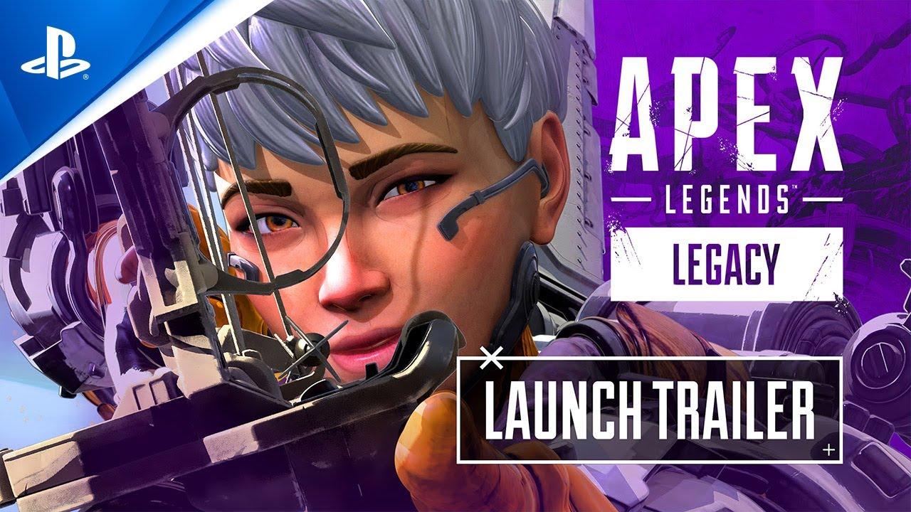 Apex Legends – العرض التشويقي لإطلاق Legacy | PS4