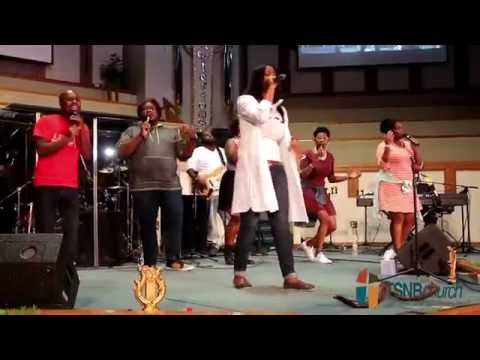 TSNBChurch Music: You Made A Way - Lifesong ft. Jillian Ellis (Travis Greene)