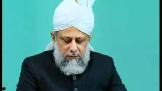 The Holy Prophet of Islam Hadhrat Muhammad (pbuh) for Ahmadis-persented by khalid Qadiani.flv