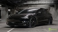 feaeccf45b8b Black Tesla Model 3 Gets Murdered Out - Duration  2 minutes