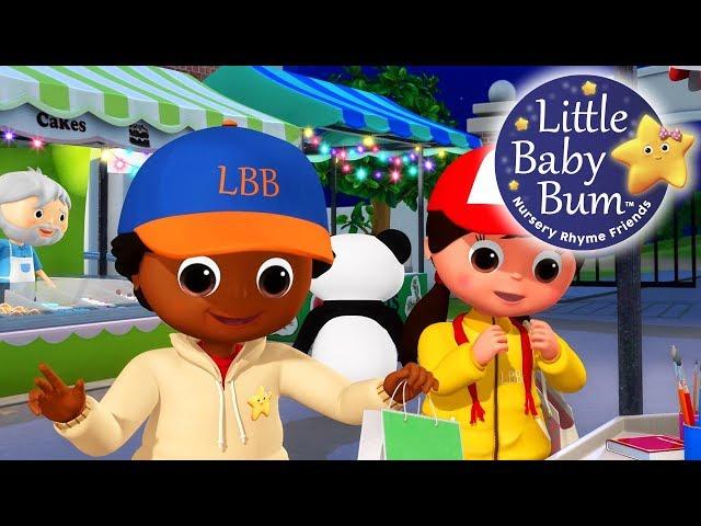 To Market To Market | Part 2 | Nursery Rhymes | Nursery Rhymes | Original Version By LittleBabyBum!