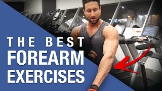 Forearm Workout: Best Forearm Exercises To Reach Popeye Status