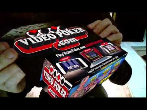 Video Poker Augmented Reality Sample 3