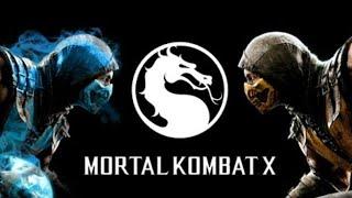 (live) de Mortal Kombat X e sorteio de gift card ao vivo
