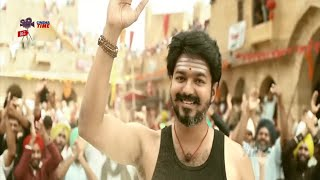 Thalapathi Vijay Recent Movie Ultimate Action Scene |  Vijay & Nithya menon | cinema Time |