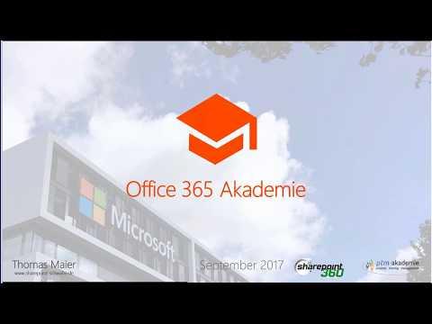 17-09 Office 365 Akademie News