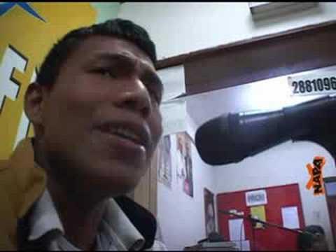 """NAPA 62: """"Sin rollos ni paltas"""", en la radio"""