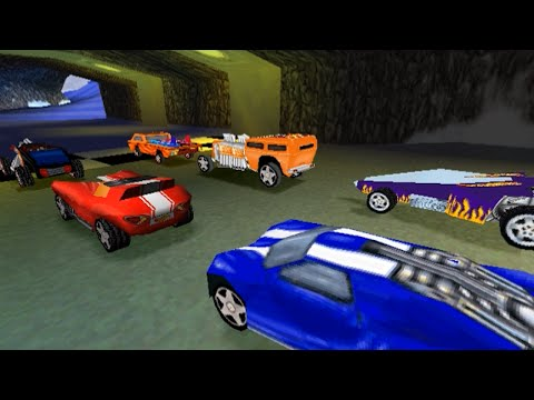 First 30 Minutes: Hot Wheels Turbo Racing [N64/PS1]