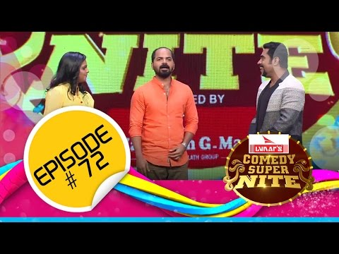 Comedy Super Nite with Vinay Forrt | വിനയ് ഫോർട്ട് | CSN  #72