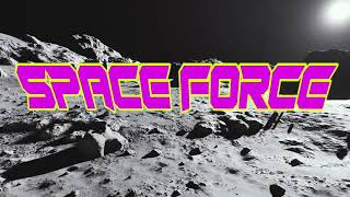#Spaceforce! ♪ :)