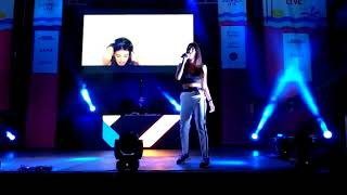 Turno de Ana Guerra en los 40 Summer Live