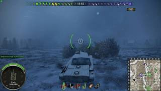Clantooning with [47R] - AMX CDC & my bro saves the day - World of Tanks Console