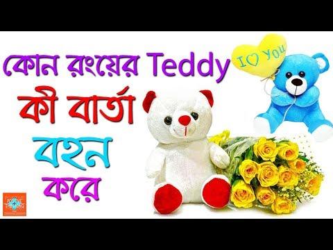 Happy Teddy Day [Bangla] | A Messages For Girlfriend/Boyfriend | Positive Thinking [Bangla]