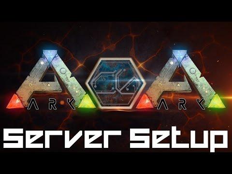 ARK: Survival Evolved - Server Setup (Easy)