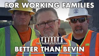 For Working Families - Better Than Bevin