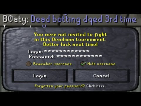 DMM $20k Tournament: Shadow DQ'd 3x for 100+ hours of work...