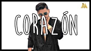 CORAZÓN (LETRA) l MALUMA ft. NEGO DO BOREL