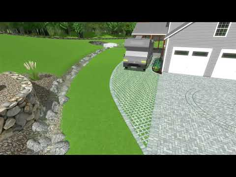 3d Landscape Design new paltz ny