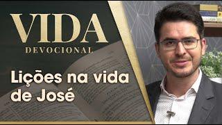 Vida Devocional | Lições na Vida de José | Presb. Samuel Mamede | IPP TV