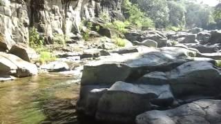 """Rio La laja """"tancoco"""" aguas cristalinas"""