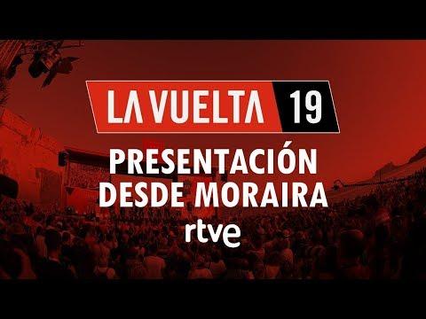 Presentación de #LaVuelta19 desde Moraira | #VueltaRTVE